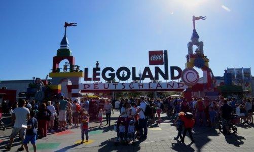 Visitando el paraíso de los Legos: Legoland de Alemania