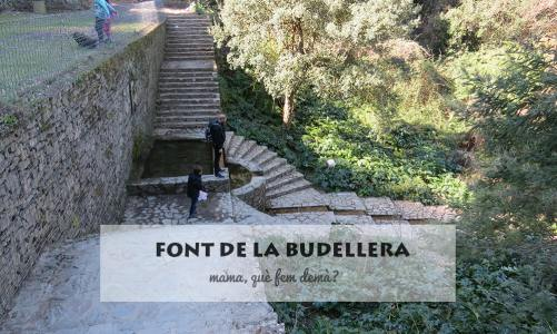 Del Funicular de Vallvidrera a la Font de la Budellera