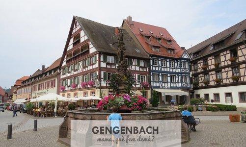 Gengenbach, escenario de la película Charlie y la fábrica de chocolate