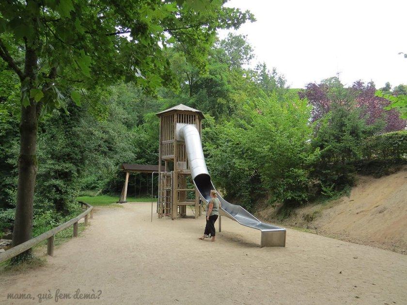 parque infantil en gengenbach