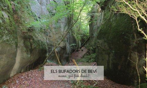 Excursión a los Bufadors de Beví (Osona)