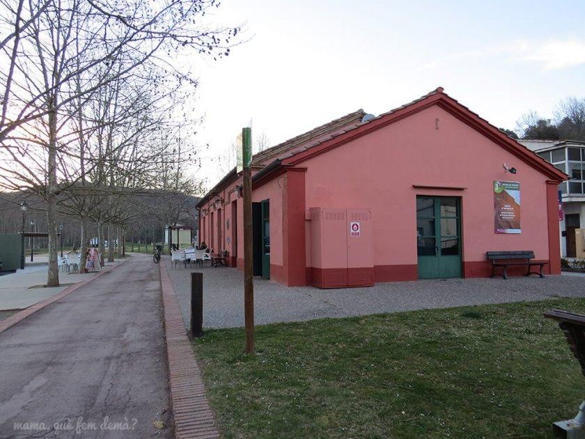Oficina de Turismo Sant Feliu de Pallerols