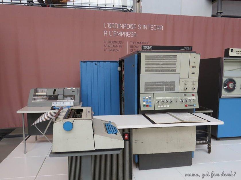 ordenadores antiguos del mNACTEC