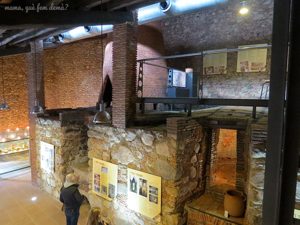 Forns, centre cultural i d'informació turística de Breda
