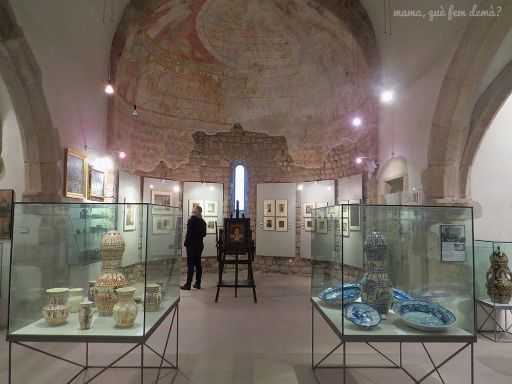 Museu municipal Josep Aragay de Breda