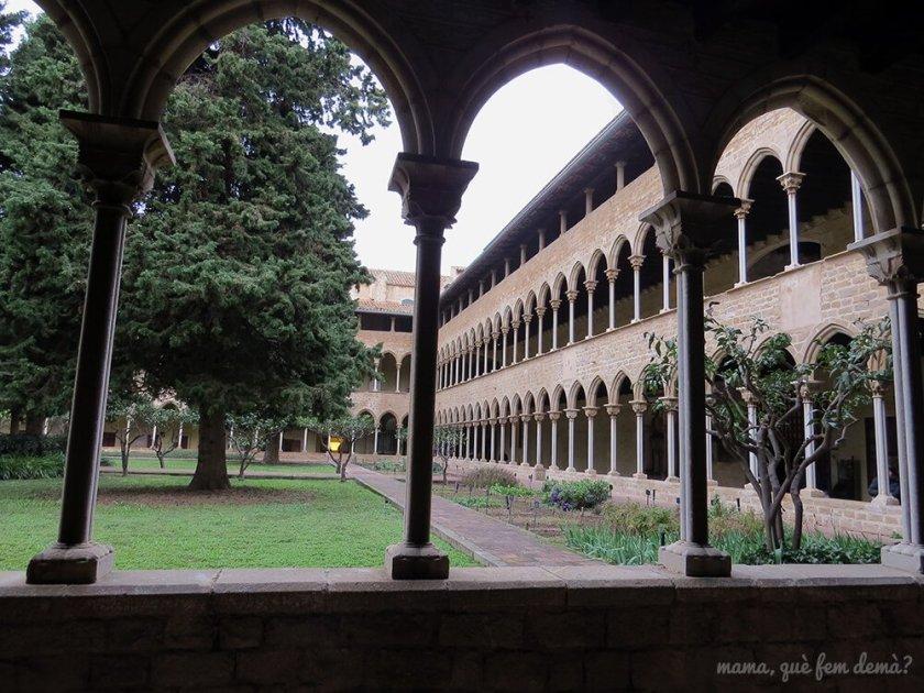 Claustro del Real Monestir de Santa Maria de Pedralbes