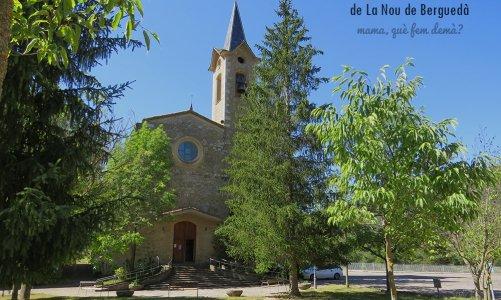 Santuari y Gruta de Lurdes de la Nou de Berguedà