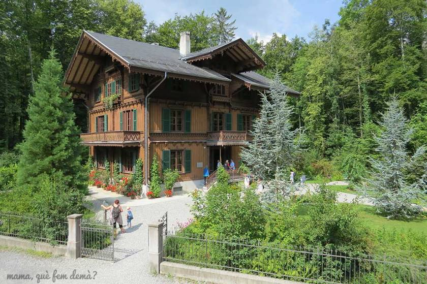 Museo al aire libre Ballenberg