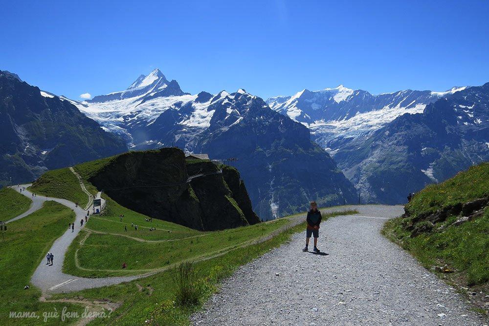 Grindelwald-First