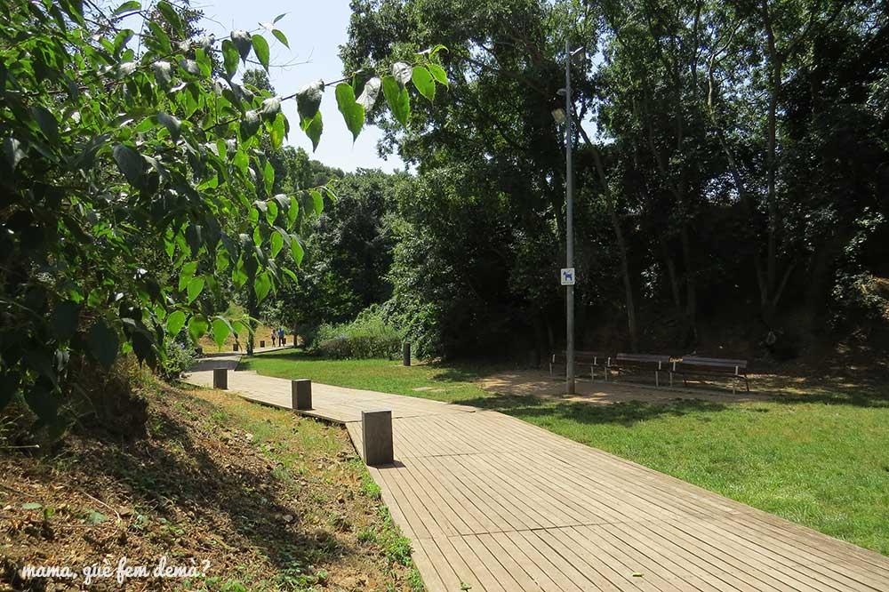 Parc dels Torrents de Esplugues de Llobregat