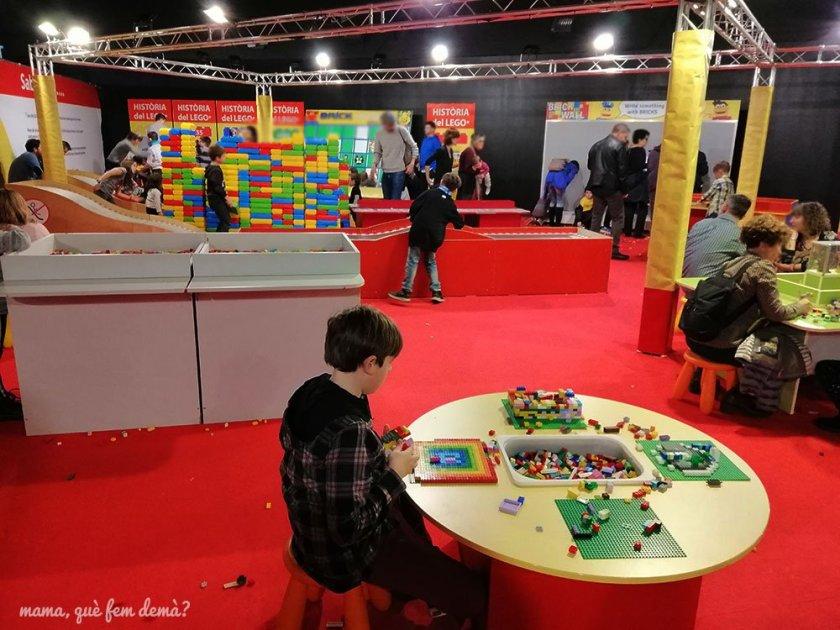 Exposición Lego Barcelona