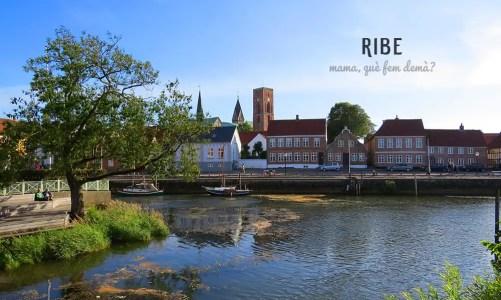 Un paseo por la ciudad medieval de Ribe, Dinamarca