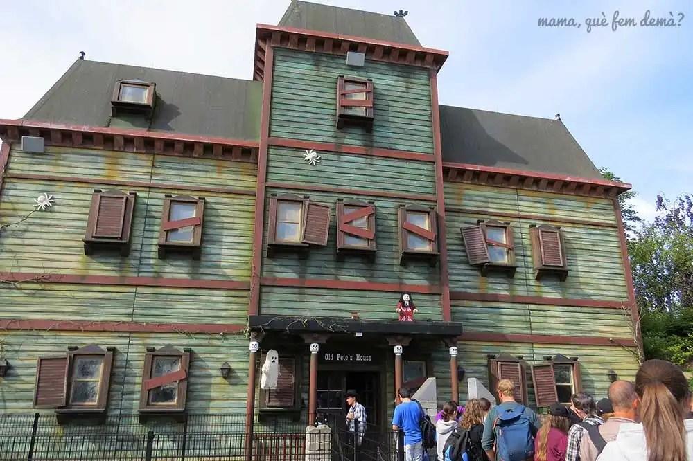 Casa fantasma de Legoland Billund