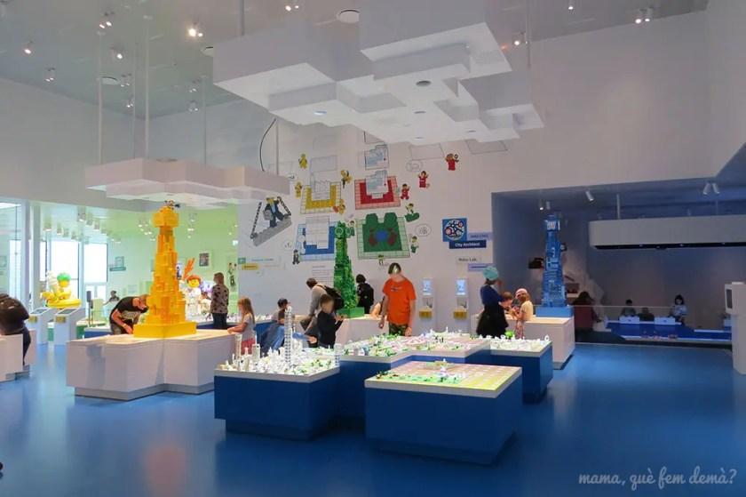 Ciudad virtual en Lego House