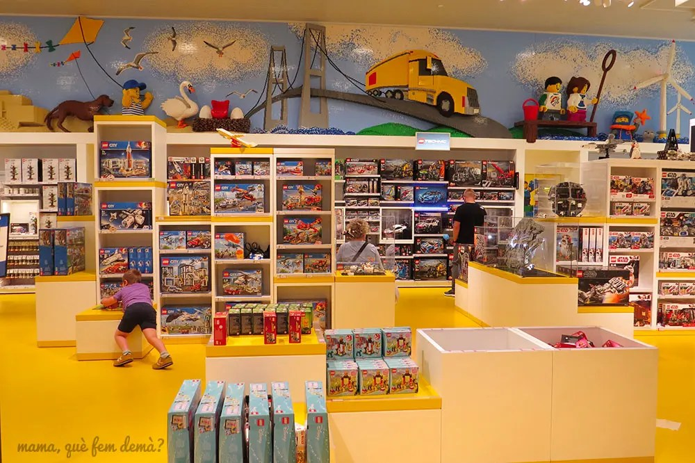 tienda de Lego House