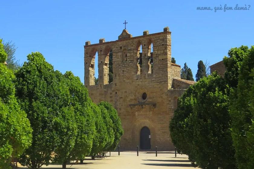 iglesia de Sant Esteve de Peratallada