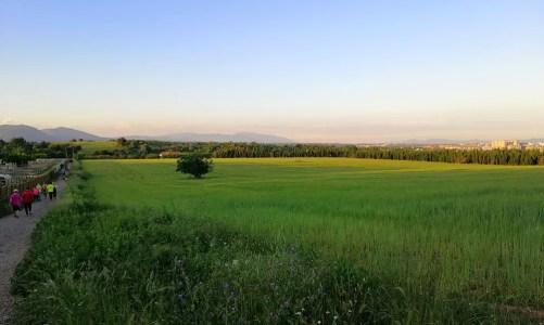 Excursión por el Parc Agrari de Sabadell