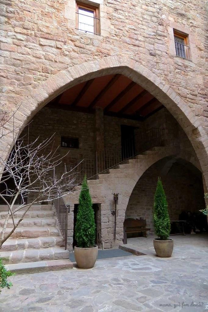 sala Ducal del Castillo de Cardona