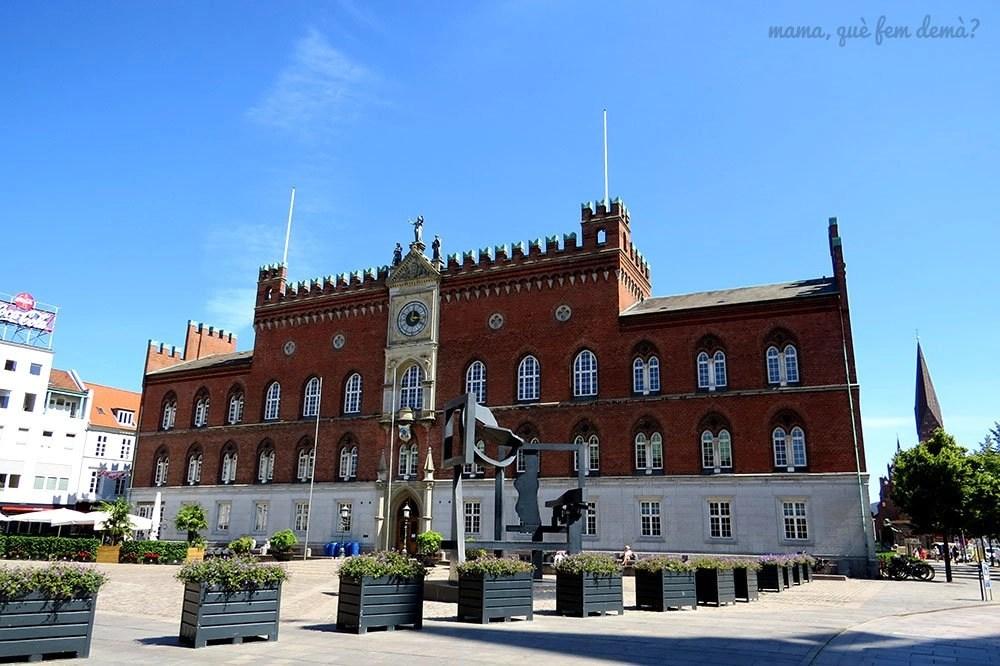 Ayuntamiento de Odense, Dinamarca