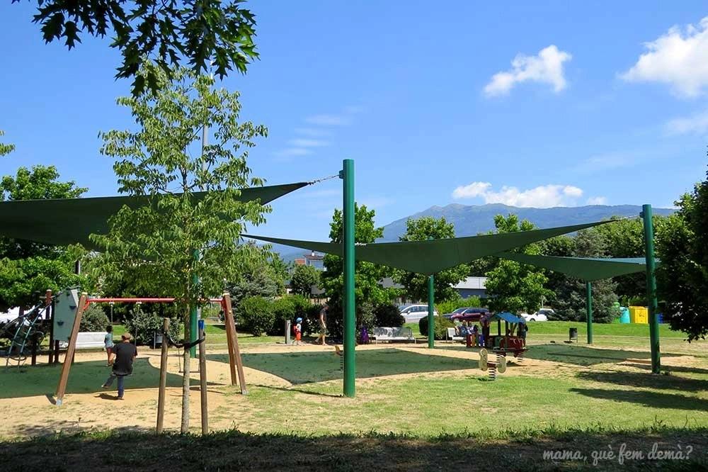 Parc Pau Casals de Santa Maria de Palautordera