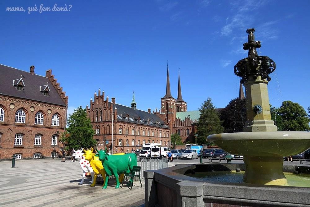 Stændertorvet, plaza mayor de Roskilde
