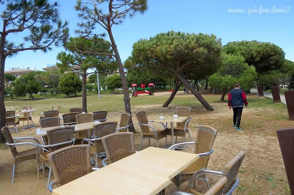 Parc de les Dunes de la Platja de Sant Pol de S'Agaró