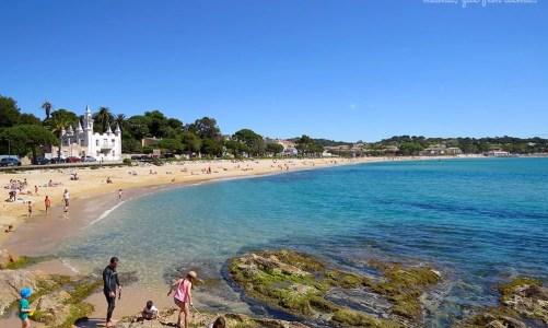 Camí de ronda de Sant Feliu de Guíxols a la platja de Sant Pol, S'Agaró