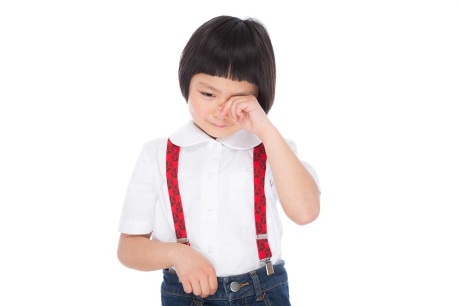 子供の頻尿