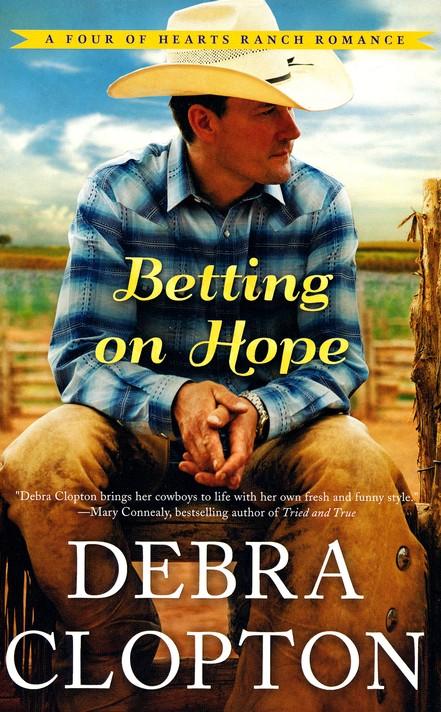 Betting on Hope by Debra Clopton