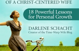 The Virtuous Life of a Christ-Centered Wife by Darlene Schacht