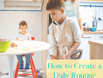 How to Create a daily routine feature image