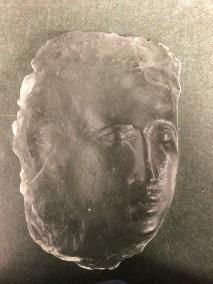 "Martha Wingate Taylor, GRACE, Glass, 11""x8""x2"", $975"