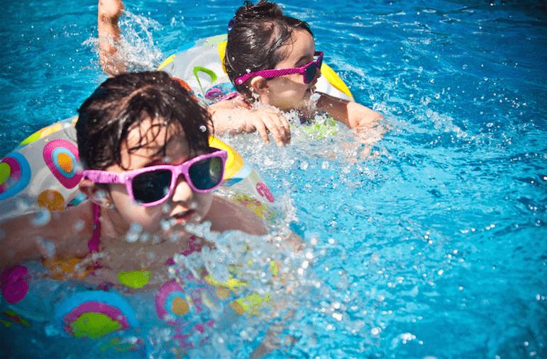 Babyschwimmen - Packliste