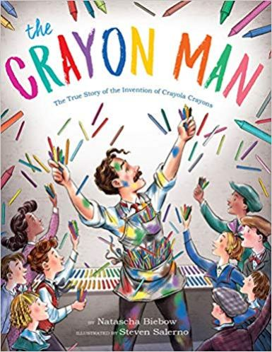 Libro The Crayon Man Book