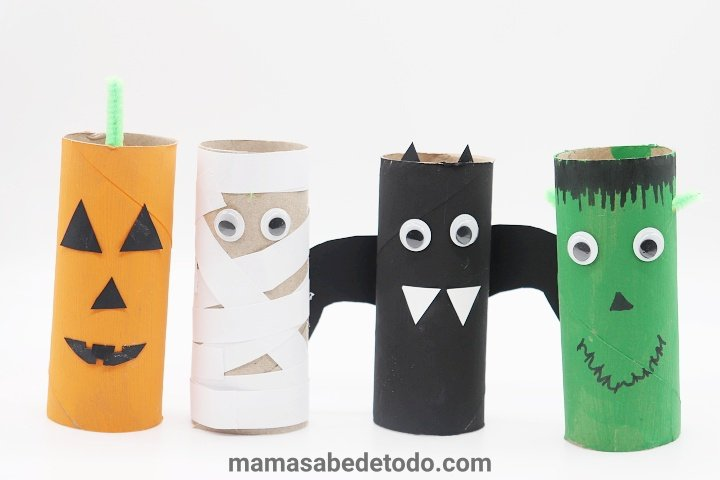 Easy-and-fun-Halloween-Crafts