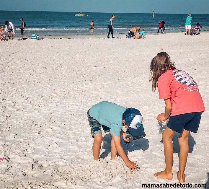 Clearwater de viaje por Florida