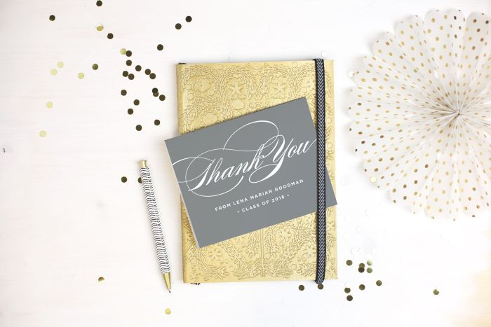 Custom Cards - Thank You Cards