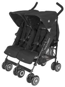 lightweight double umbrella stroller