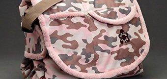 Pink Camo Diaper Bag