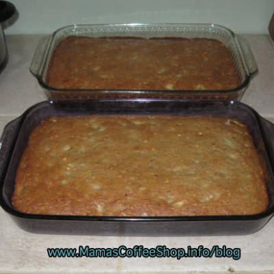 How to Make Mama's Banana Bread with Honey Butter Recipe