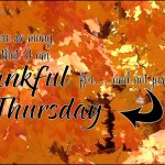 God, Family, Home and Country {Part 1} ~ Thankful Thursday