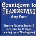 {Product Review} Countdown to Thanksgiving eBook from Amy Puetz