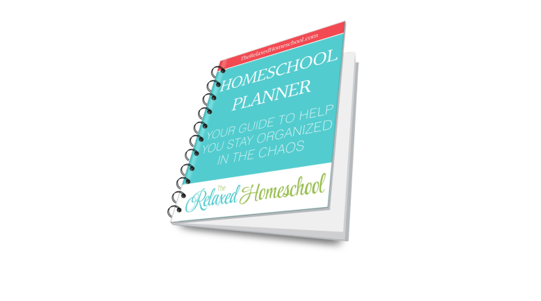 TheRelaxedHomeschooler-Free Planer