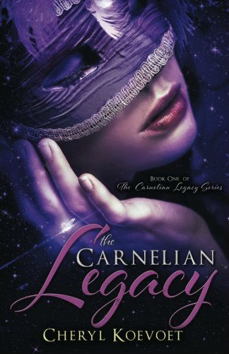 {BookLook Bloggers Book Review} The Carnelian Legacy by Cheryl Koevoet