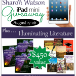 Illuminating Literature iPad Giveaway from Writing with Sharon Watson