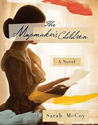 {Blogging for Books Book Review} The Mapmaker's Children by Sarah McCoy