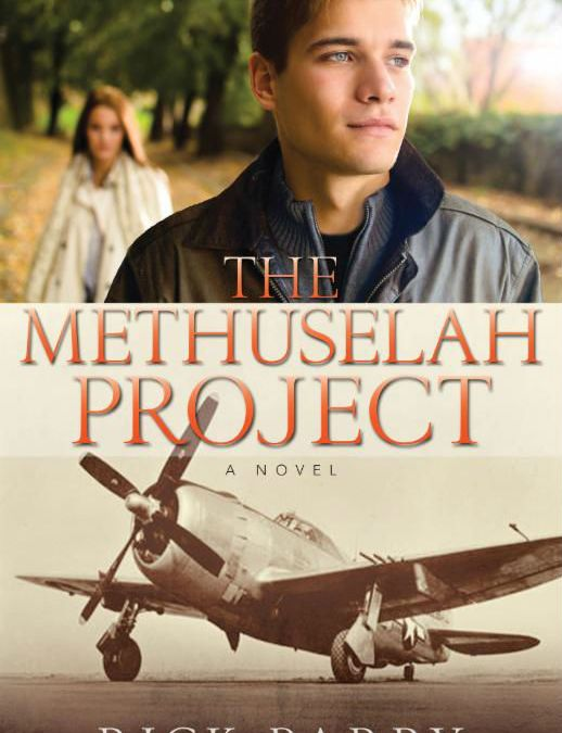 {Litfuse Publicity Group Book Review} The Methuselah Project by Rick Barry