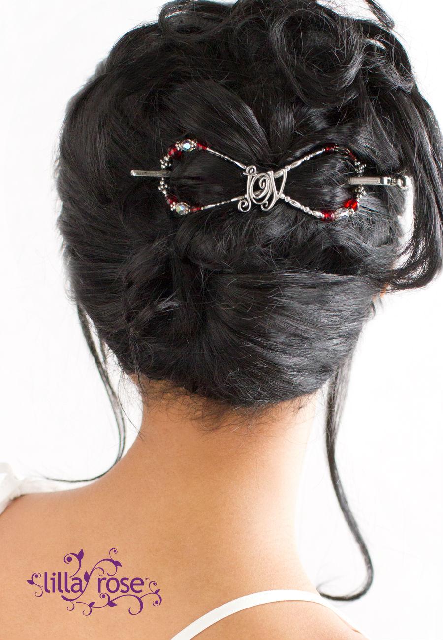 Lilla Rose Joy Hair Clip