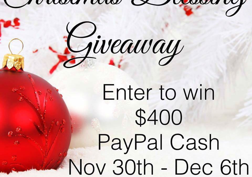 Christmas Blessing Cash Giveaway 2015