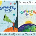{FlyBy Promotions Review and Giveaway} The Plans I Have for You Devotional and Journal for Tween Girls